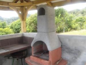un tout nouveau barbecue