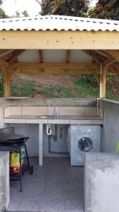 le Barbecue la casita verte